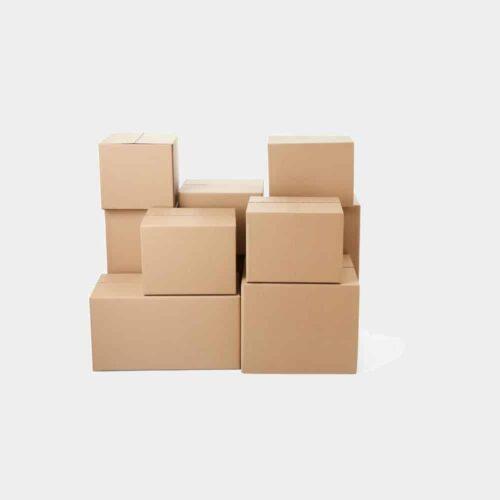 חבילת קרטונים למעבר דירה